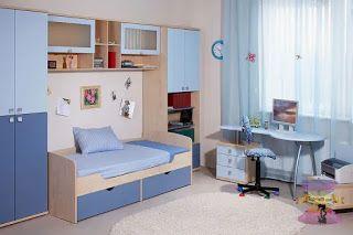 غرف نوم أطفال جديدة احلى غرف اطفال كابتونيه 2021 In 2021 Loft Bed Home Decor Home