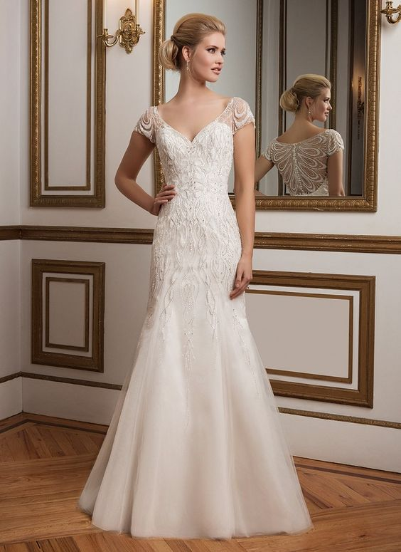Justin Alexander 8846 - Bridal Boutiques in NJ for the Couture Bride