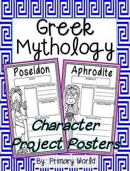 Write an essay on a character from greek mythology.?