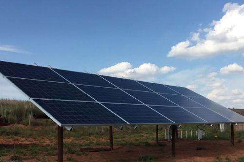 Off Grid Battery Backup System Solar Panels Solar Energy Solar Power System