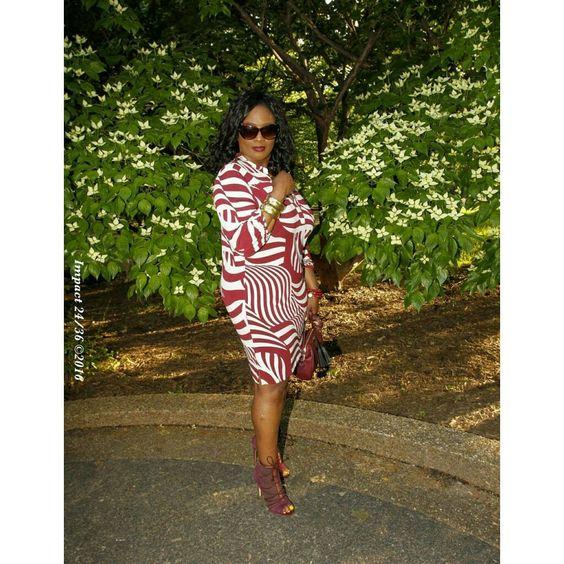 Tunic Dress  JDProfiles - Fashion Blogger & Fashion Stylist  Photo cred: @impact2436