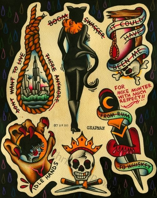 murder city devils tattoos psychobilly pinterest devil murders and devil tattoo. Black Bedroom Furniture Sets. Home Design Ideas
