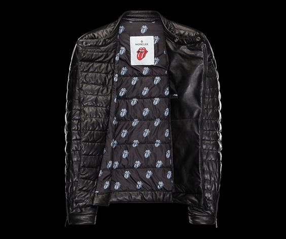 Moncler Rolling Stones 4