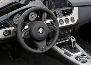 ..the dash...BMW z4...