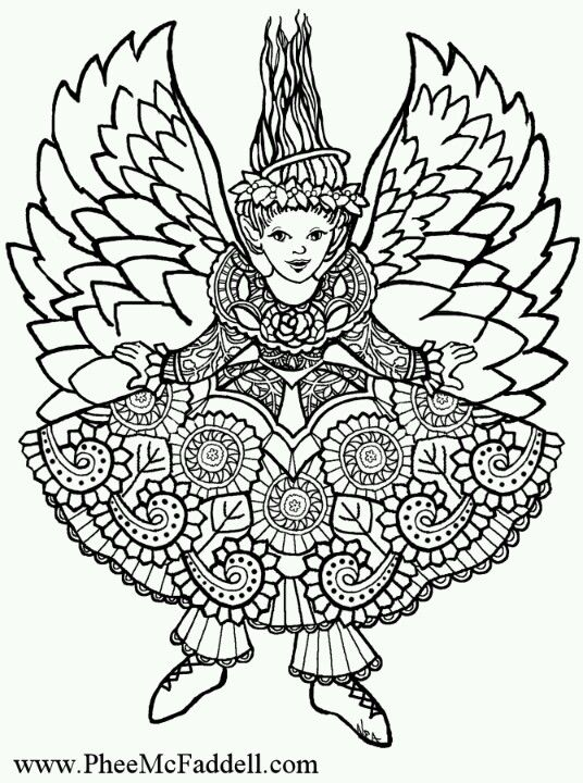 phee mcfaddell coloring pages - photo#29