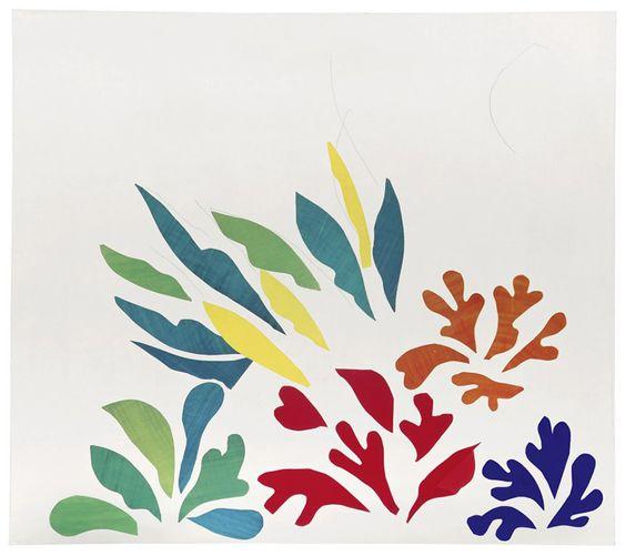 Henri Matisse, Acanthus, 1953