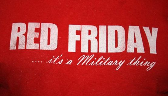 Red Friday <3