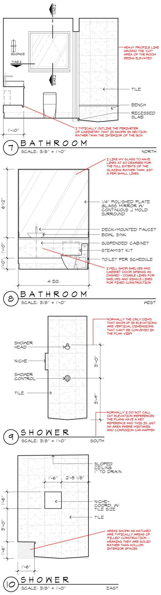 Interior Elevations Architectural Graphics Standards For Design Students Pinterest Bobs