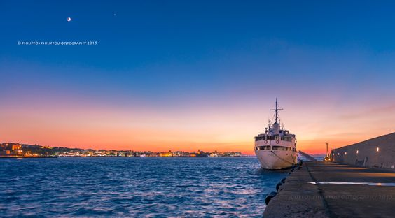 Photo Colorful sunset by 3PHoto on 500px