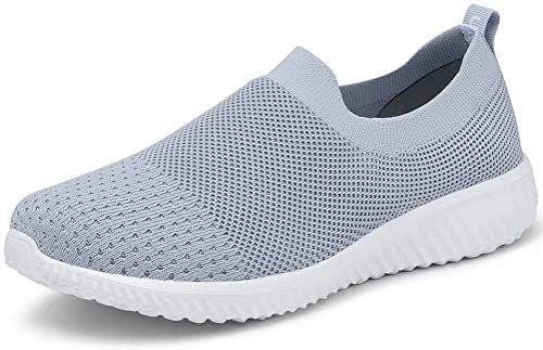Comfortable Mesh Slip Easy Sneakers