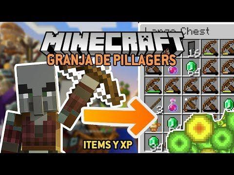 Trampa De Pillagers Fácil Raid Infinita Minecraft 1 14 4 Youtube Minecraft Mansión Minecraft Lista De Reproduccion