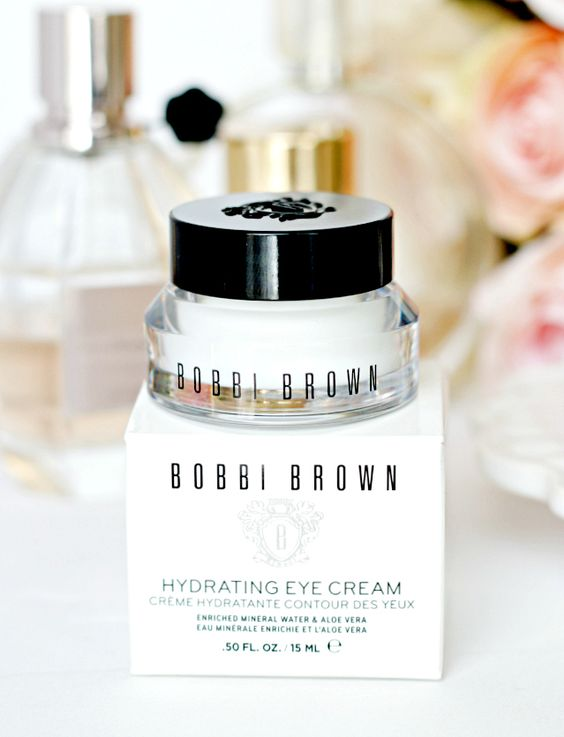 Bobbi Brown Hydrating Eye Cream Review