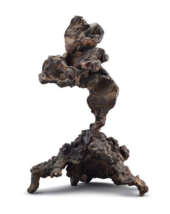 sculpture ||| sotheby's hk1000lotbkk5fen