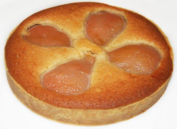 La cuisine de bernard la tarte bourdaloue les tartes et for A cuisine de bernard