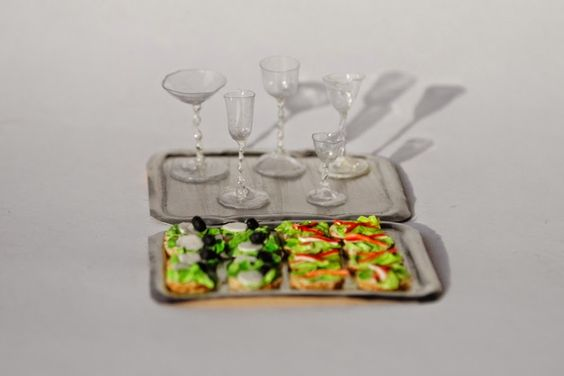 minimeble: Bankiet, Banquet
