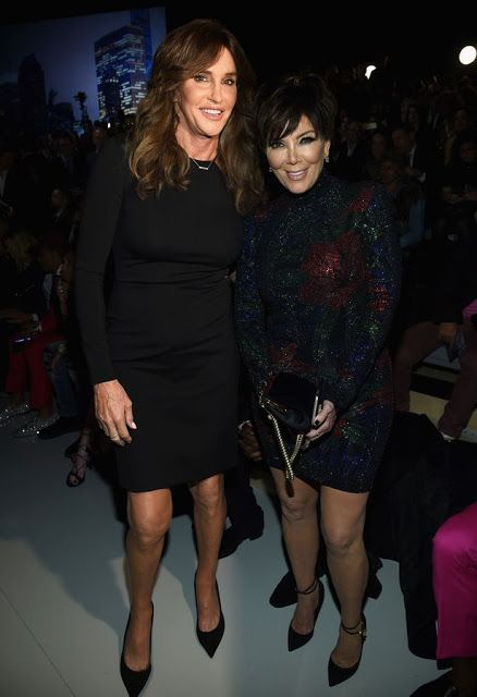 Trends and Politics : Kris Jenner and her ex-husband, Bruce Jenner, now ...