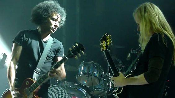 Alice In Chains *ALL SECRETS KNOWN* Detroit Fillmore March 19 2010