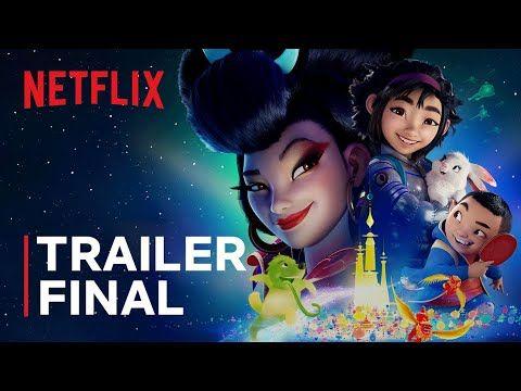 Caminho Da Lua Nova Animacao Da Netflix Trailer Oficial Netflix Filmes Comedia