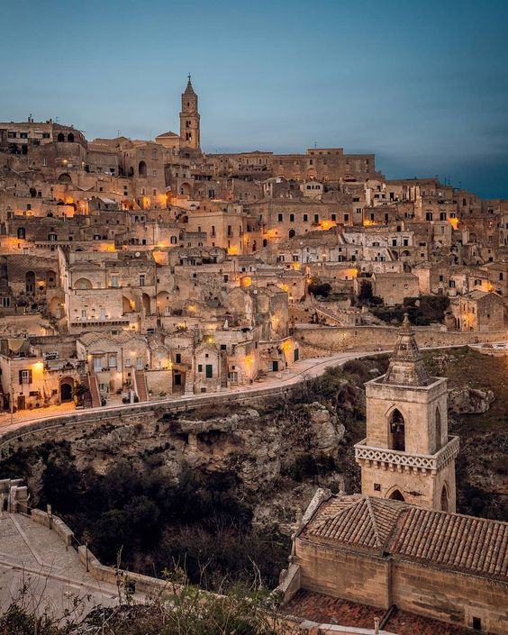 Matera, Italy 📷 by salvatorecosta