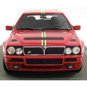 ランチア デルタ ミニカー 1 12 Topmarques Lancia Delta Integrale Evo2 Final Edition 1995 Red Tm12 01f ミニカー デルタ Yahoo ショッピング