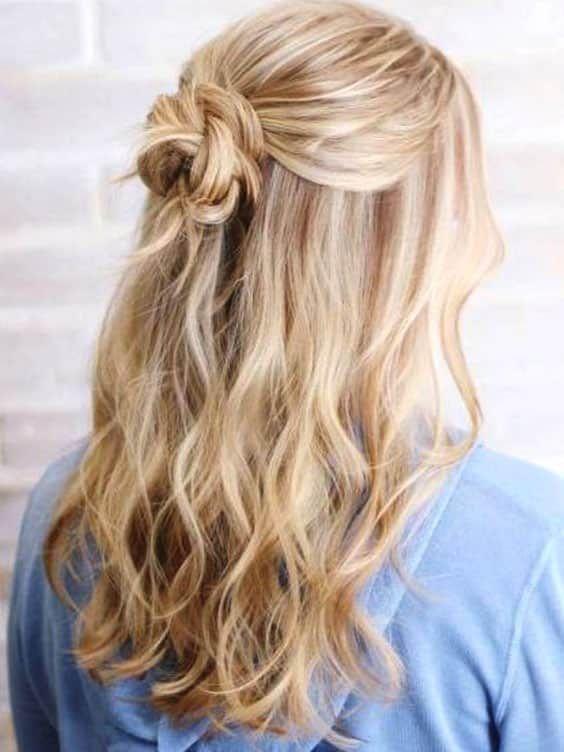 70 Super Easy Diy Frisur Ideen Für Mittellanges Haar