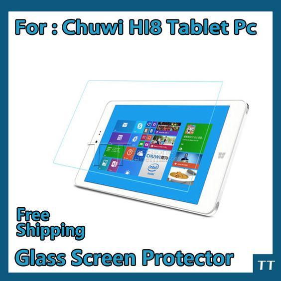 Купить товарБесплатная доставка закаленное стекло протектор экрана для chuwi hi8 8'tablet пк в категории Защитные пленкина AliExpress.         Закаленное стекло-экран протектор для               Chuwi Hi8                 Ультра-тонкого стекла (t & аси