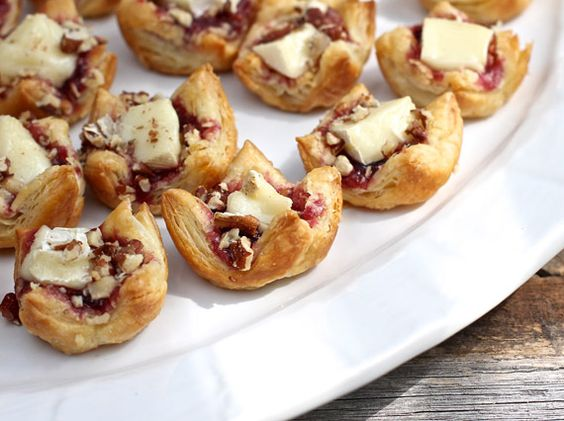 Brie, Brie bites and Baked brie on Pinterest