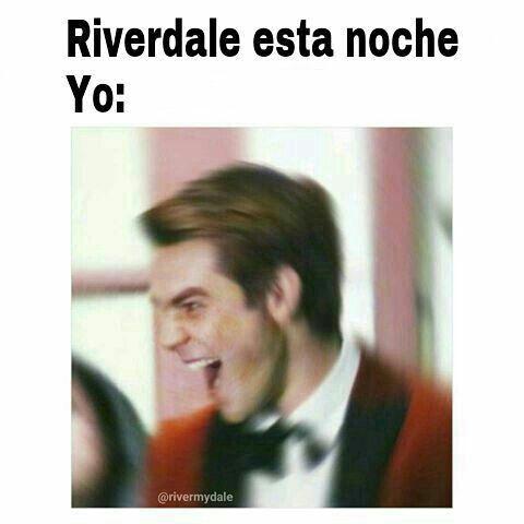 Aleluya Llego El Miercoles Wachos Riverdale Funny Riverdale Memes Riverdale