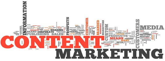 List of difference between content and content marketing.  [ #content #contentstrategy #contentmarketing #blogging ]