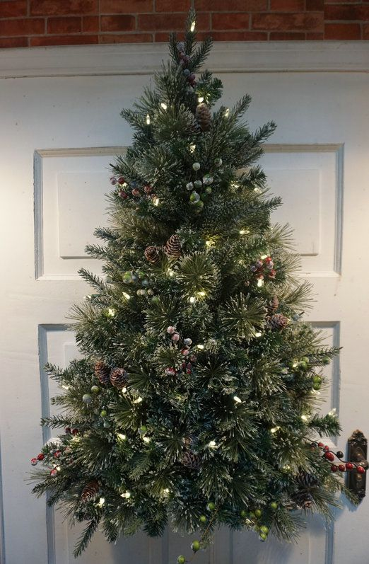 Christmas Tree Shaped Wreath Types Of Christmas Trees Cool Christmas Trees Flocked Christmas Trees