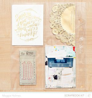 Sugar & Spice by maggie holmes at @Studio_Calico September Kits