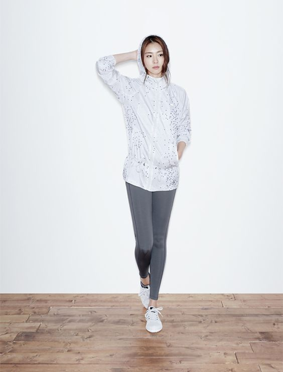 The North Face White Label Collection SS 2015 Ads Feat. Lee Yeon Hee & Lee Hyun Jae | Couch Kimchi