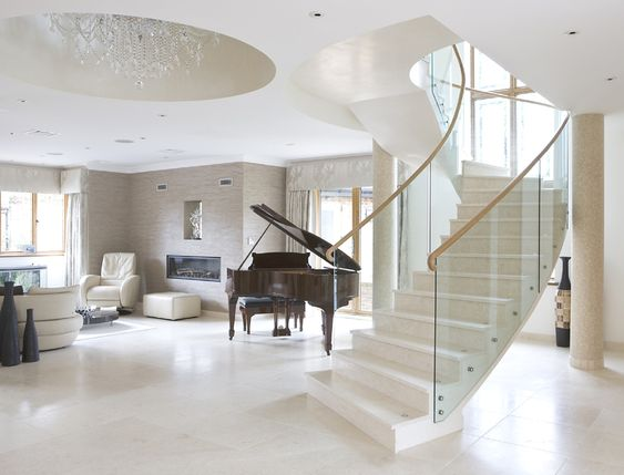 10 staircase design ideas for a contemporary home httpwww - Contemporary Home Design Ideas
