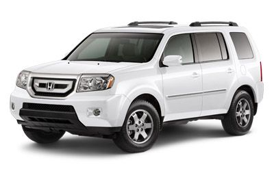 """4WD Honda Pilot. This is on my short list. Wish this could just be my """"winter"""" ride."""