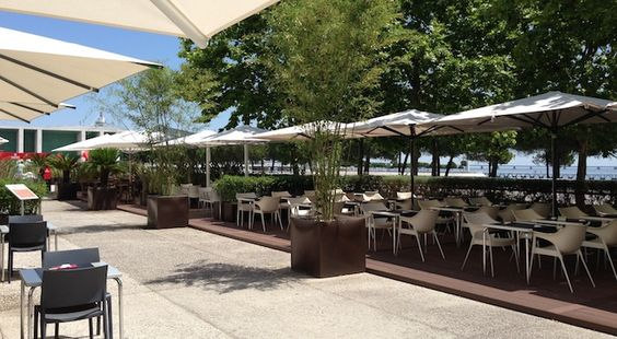 Esplanadas Parque das Nações, Lisboa