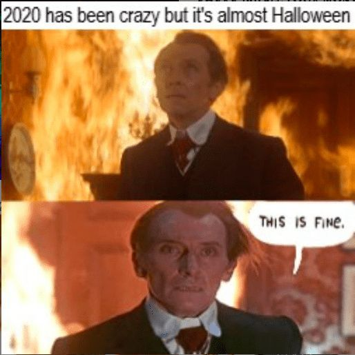 2020 Halloween Memes Because 2020 Has Been Scary Af Halloween Memes Funny School Pictures Yoda Funny