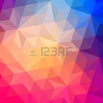 pauta: Triángulos patrón de formas geométricas. Telón de fondo colorido del mosaico. Inconformista geométrico fondo retro, colocar el texto en la parte superior de la misma. Triángulo fondo retro. Fondo