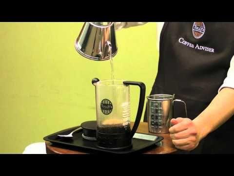 新版 トップバリスタが教える エスプレッソ コーヒー ダイジェスト動画 Youtube フレンチプレス タリーズ カフェ