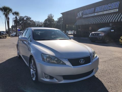 Pre Owned 2009 Lexus Is 250 Used Cars Cars For Sale Pensacola Fl