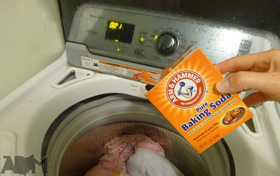 Love using Arm & Hammer Baking Soda for Fresh, Clean Laundry