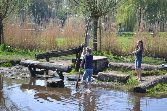 Natuurspeeltuinen Nederland De Leukste Van Brabant Tot Almere En