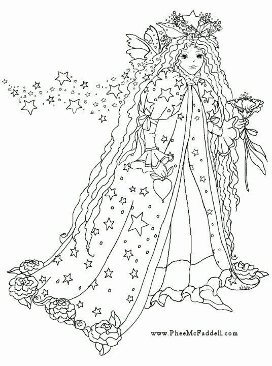 Winter Solstice Coloring Pages Fresh Free Winter Solstice Coloring Pages Winter Solstice Coloring In 2020 Fairy Coloring Pages Fairy Coloring Mermaid Coloring Pages