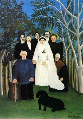 The Wedding, Musee de l'Orangerie