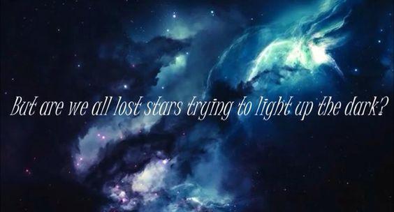 Lost Stars~Maroon 5