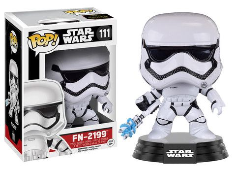 Pop! Star Wars: FN-2199 Trooper