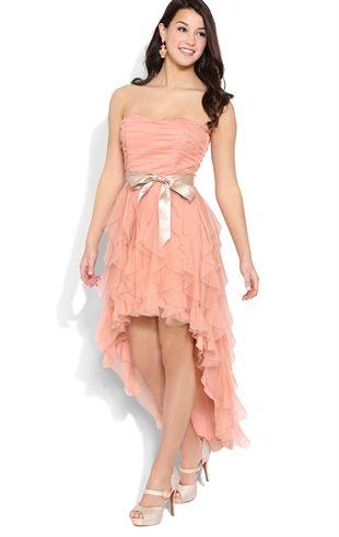 Cowboy Dresses Prom on The Catwalk