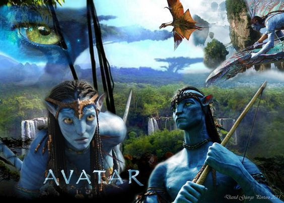 Avatar Fan Art. 2011 by DavidGeorgePortero.deviantart.com on @deviantART