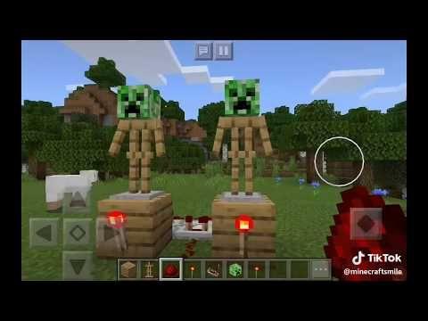 Viral Tiktok Minecraft Hacks For Girls Youtube Minecraft Tips Minecraft Cardboard Toys