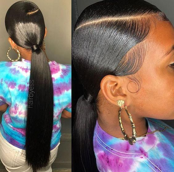 Get Straight Hair Long Straight Black Hairstyles Straight Layered Hairstyles 20190901 Coiffure Demoiselle D Honneur Coiffure Dame Coiffure