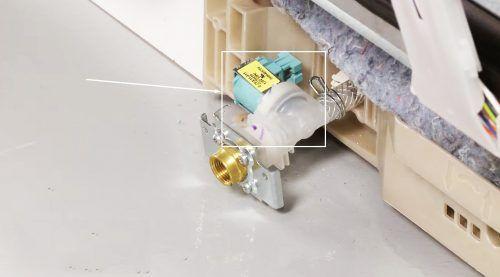 Water Supply Valve Dishwashers Bosch Bosch Dishwashers Bosch Water Tap